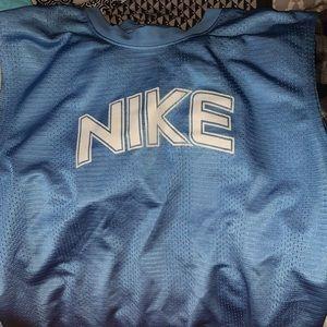 Nike Mesh Basketball Jersey